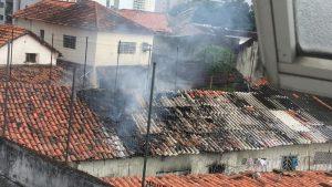 Incêndio atinge unidade da Funase na Zona Norte do Recife