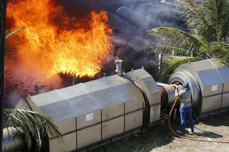 Fortaleza e Região Metropolitana têm média de 14 incêndios por dia; saiba como prevenir