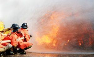 Como combater um incêndio?