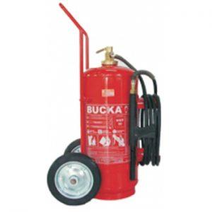 Extintor Carreta de Espuma Mecânica