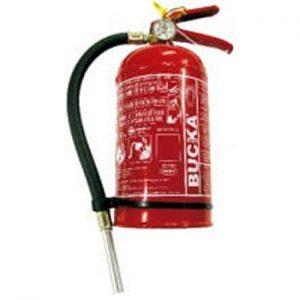 Extintor de Incêndio Portátil Pó Químico Púrpura K