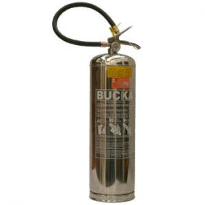 Extintor de Incêndio Portátil em Aço Inox