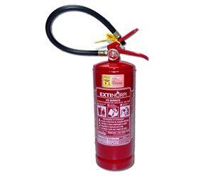 Extintor de Incêndio ABC 4Kg