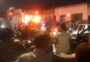 Explosão em pizzaria deixa um morto e três feridos no Bela Vista
