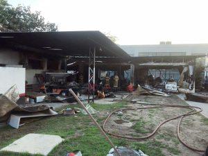 Atletas da categoria de base do Flamengo morrem em incêndio no Centro de Treinamento