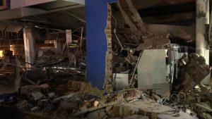 Agência bancária é explodida por criminosos em Tamboril