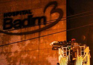 Mortos em incêndio no hospital Badim, no Rio, chegam a 14