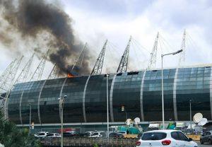 Arena Castelão está sem contrato de manutenção preventiva há 11 meses